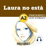 Laura no está
