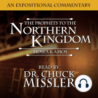 The Prophets to the Northern Kingdom