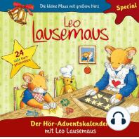 Leo Lausemaus - Der Hör-Adventskalender mit Leo Lausemaus