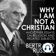 Why I Am Not a Christian