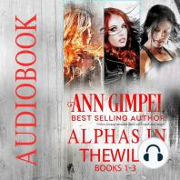 Alphas in the Wild (Books 1-3)