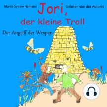 Jori, der kleine Troll: Der Angriff der Wespen