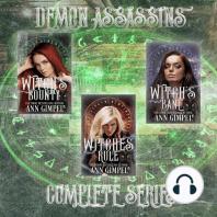 Demon Assassins (3-Book Series)