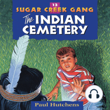 The Indian Cemetery: Sugar Creek Gang, Book 13