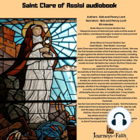 Saint Clare of Assisi audiobook