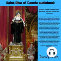 Saint Rita of Cascia audiobook