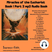 Miracles of the Eucharist Book 1 Part 3 audiobook