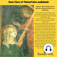 Saint Clare of Montefalco audiobook