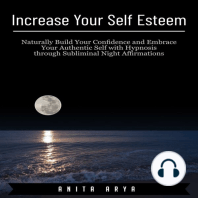 Increase Your Self Esteem