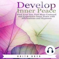 Develop Inner Peace