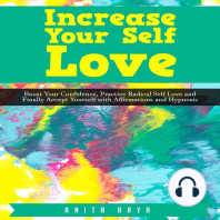 Increase Your Self Love