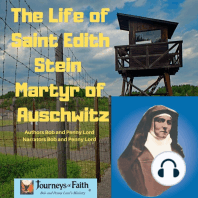 The Life of Saint Edith Stein Martyr of Auschwitz