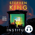Audiolibro, The Institute: A Novel - Escuche audiolibros gratis con una prueba gratuita.