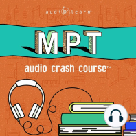 MPT Audio Crash Course