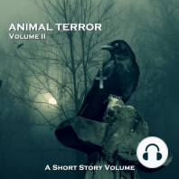 Animal Terror - A Short Story Volume. Volume 2