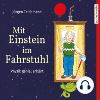 Mit Einstein im Fahrstuhl