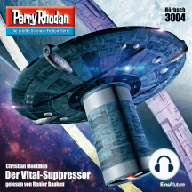 "Perry Rhodan 3004: Perry Rhodan-Zyklus ""Mythos"""