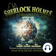 Sherlock Holmes Chronicles, Oster Special