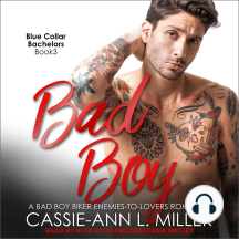 Bad Boy: A Bad Boy Biker Enemies-To-Lovers Romance