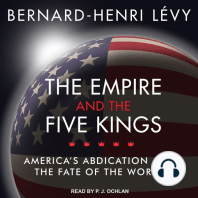 The Empire and the Five Kings: America's Abdication and the Fate of the World