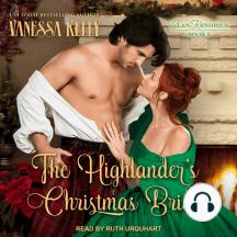 The Highlander's Christmas Bride: Clan Kendrick Book 2