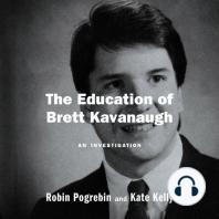 The Education of Brett Kavanaugh