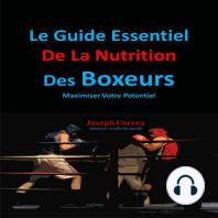 Le Guide Essentiel De La Nutrition Des Boxeurs