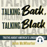 Talking Back, Talking Black