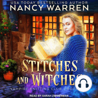 Stitches and Witches: Vampire Knitting Club - Book Two