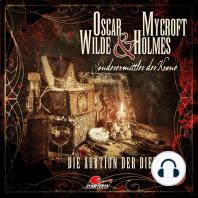 Oscar Wilde & Mycroft Holmes, Sonderermittler der Krone, Folge 13