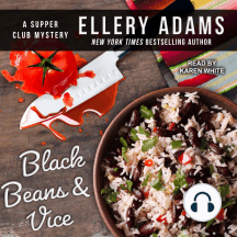 Black Beans & Vice: A Supper Club Mystery