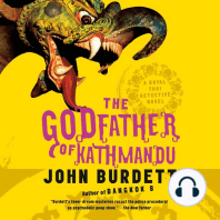 The Godfather of Kathmandu: A Royal Thai Detective Novel