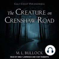 The Creature on Crenshaw Road