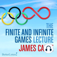 The Finite and Infinite Games