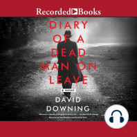 Diary Of A Dead Man On Leave: a novel