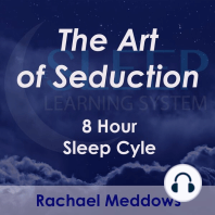 8 Hour Sleep Cycle - The Art of Seduction