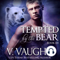 Tempted by the Bear - Book 3