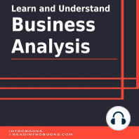 Learn and Understand Business Analysis
