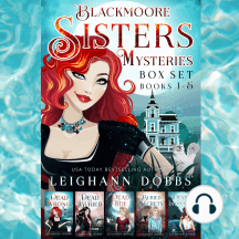 Blackmoore Sisters Cozy Mysteries Box-Set Books 1-5