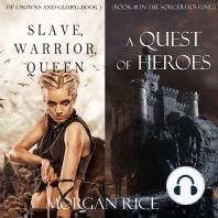Quest of Heroes, A & Slave, Warrior, Queen Bundle