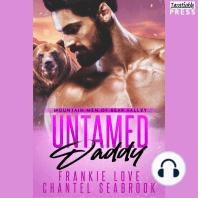 Untamed Daddy: Mountain Men of Bear Valley, Book 3