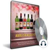 Hypnosis to Overcome Alcohol Addiction