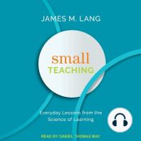 Small Teaching