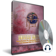 Hypnosis for Developing Harmony and Oneness with the Universe
