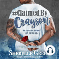 #Claimed By Crayson