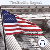 Mueller Report, The - Volume I: Report On The Investigation Into Russian Interference In The 2016 Presidential Election