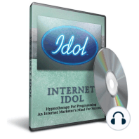 Hypnosis for Programming an Internet Marketers Mind for Success