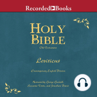 Holy Bible Leviticus Volume 3