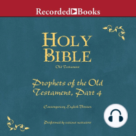 Holy Bible Prophets-Part 4 Volume 17