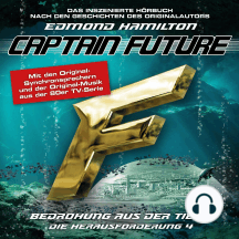 Captain Future, Die Herausforderung, Folge 4: Bedrohung aus der Tiefe